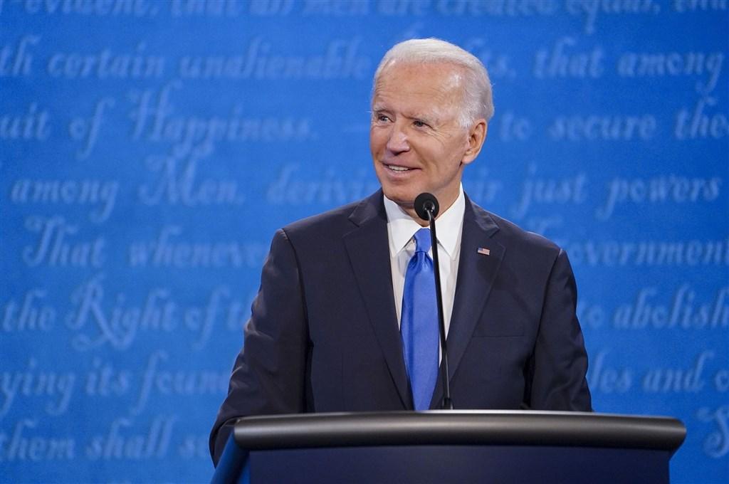 美國民主黨總統候選人拜登(圖)陣營在10月上旬募得的競選經費大大勝過總統川普陣營。(圖取自facebook.com/joebiden)