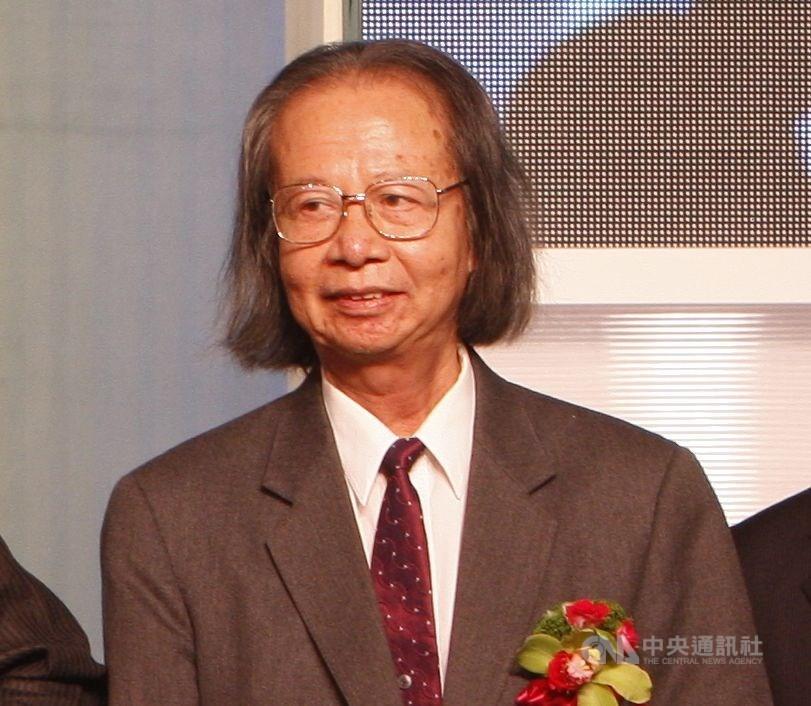作家季季表示,作家七等生(圖)24日過世,享壽81歲。文訊總編輯封德屏也證實七等生過世消息。(中央社檔案照片)