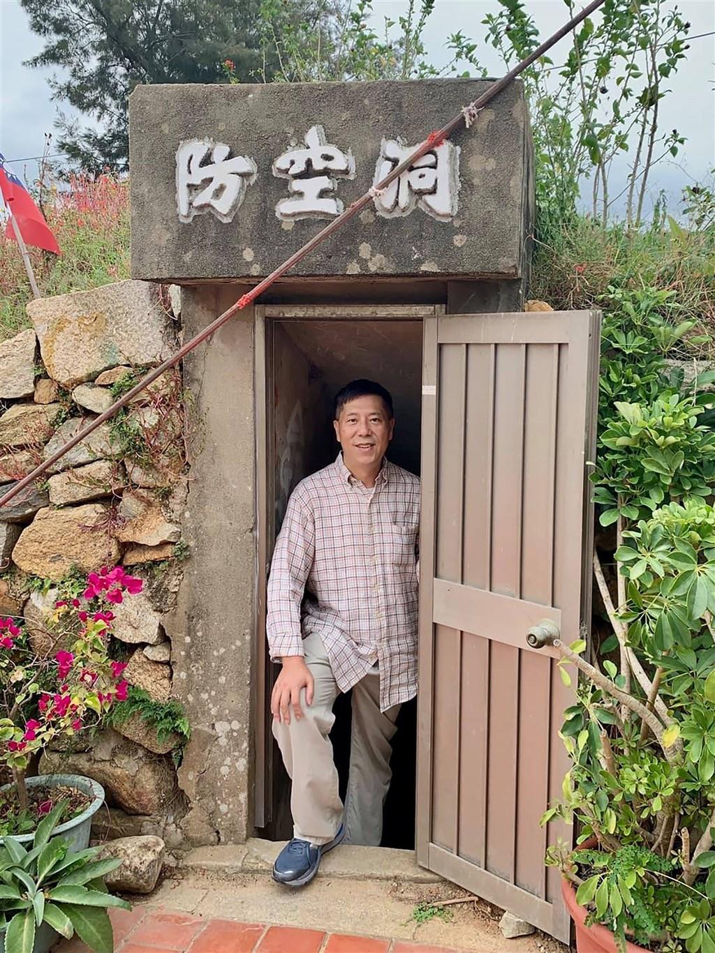 身為有中國生活經驗的「台灣川粉」,汪浩肯定美國總統川普敵友分明、非典型作風挑戰國際政治常見的虛偽,這對台灣有利。(汪浩提供)中央社記者陳韻聿傳真 109年10月25日