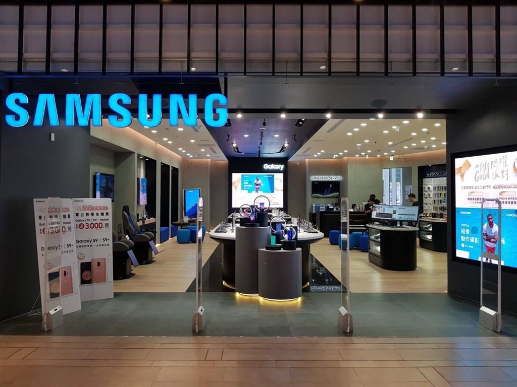 三星電子29日公布財報,第3季淨利比2019年同期飆升48.8%。美國制裁中國的競爭對手華為後,三星電子間接得利獲得華為原有美國晶片的訂單。(圖取自facebook.com/SamsungTaiwan )