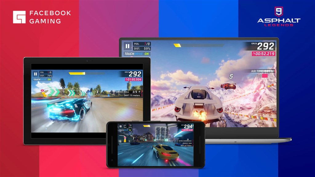Facebook 26日推出雲端遊戲服務,玩家不用下載App就可以在臉書上玩遊戲,但目前該服務尚未上架蘋果iOS平台。(圖取自臉書雲端遊戲網頁facebook.com/fbgaminghome)