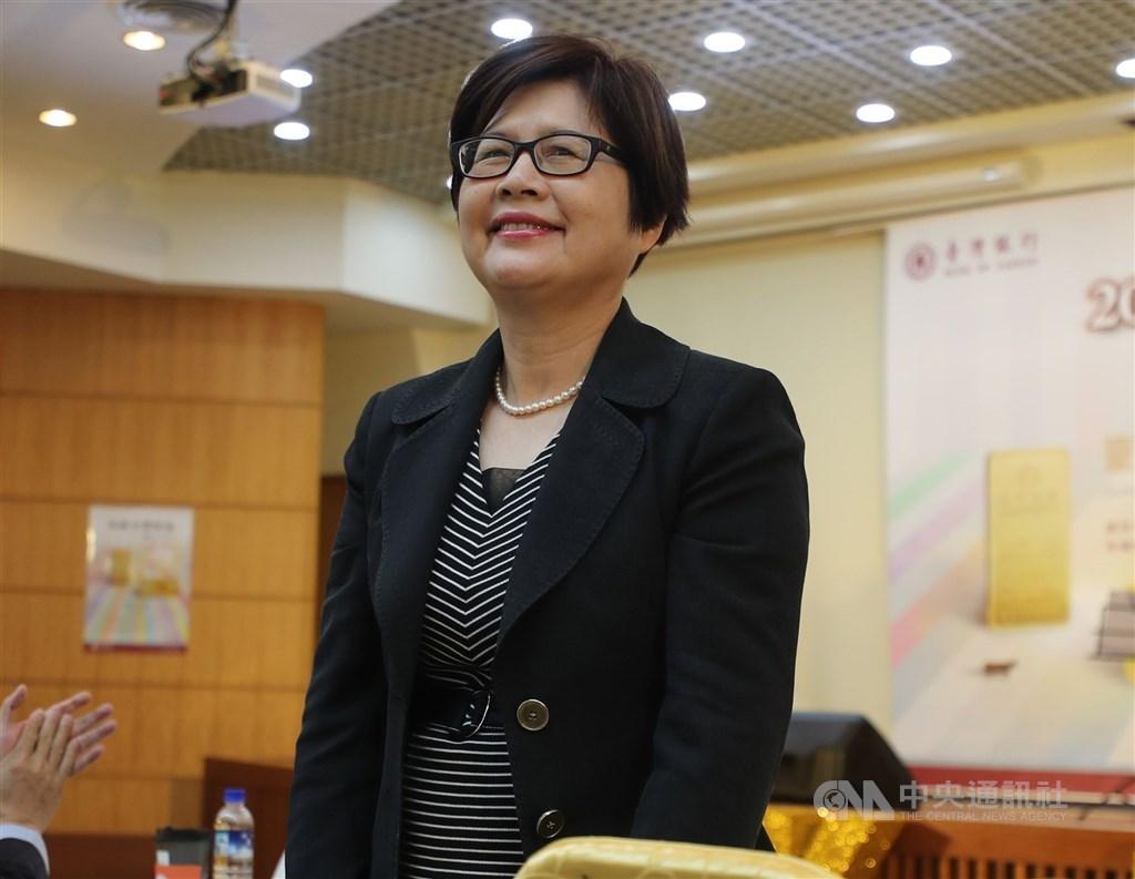 新任第一金控暨第一銀行董事長人選懸缺近3個月,財政部表示,將由現任台灣銀行總經理邱月琴接任。(中央社檔案照片)