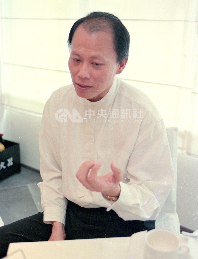 資深導演張毅(圖)1日辭世,好友藍祖蔚與朱延平不約而同提及張毅對美學藝術的執著追求。(中央社檔案照片)