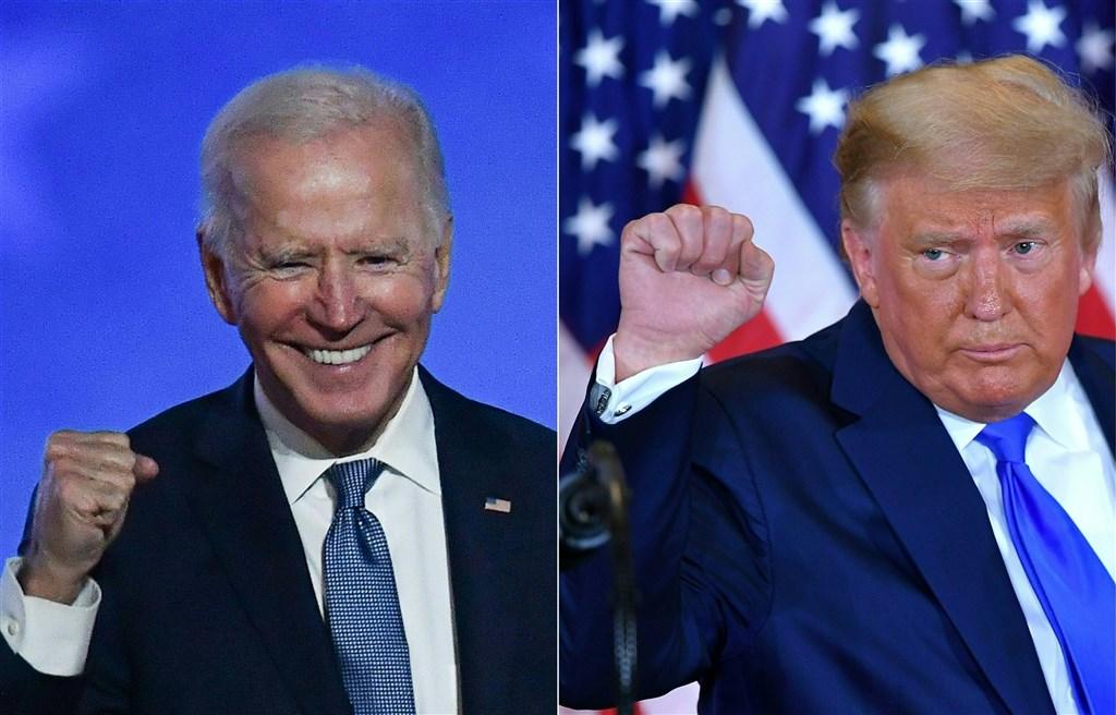 大选 开票 美国