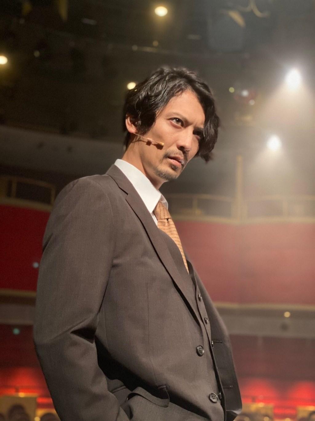 NHK報導,電視劇兼舞台劇演員窪寺昭13日逝世,享年43歲。(圖取自twitter.com/kubodealer)