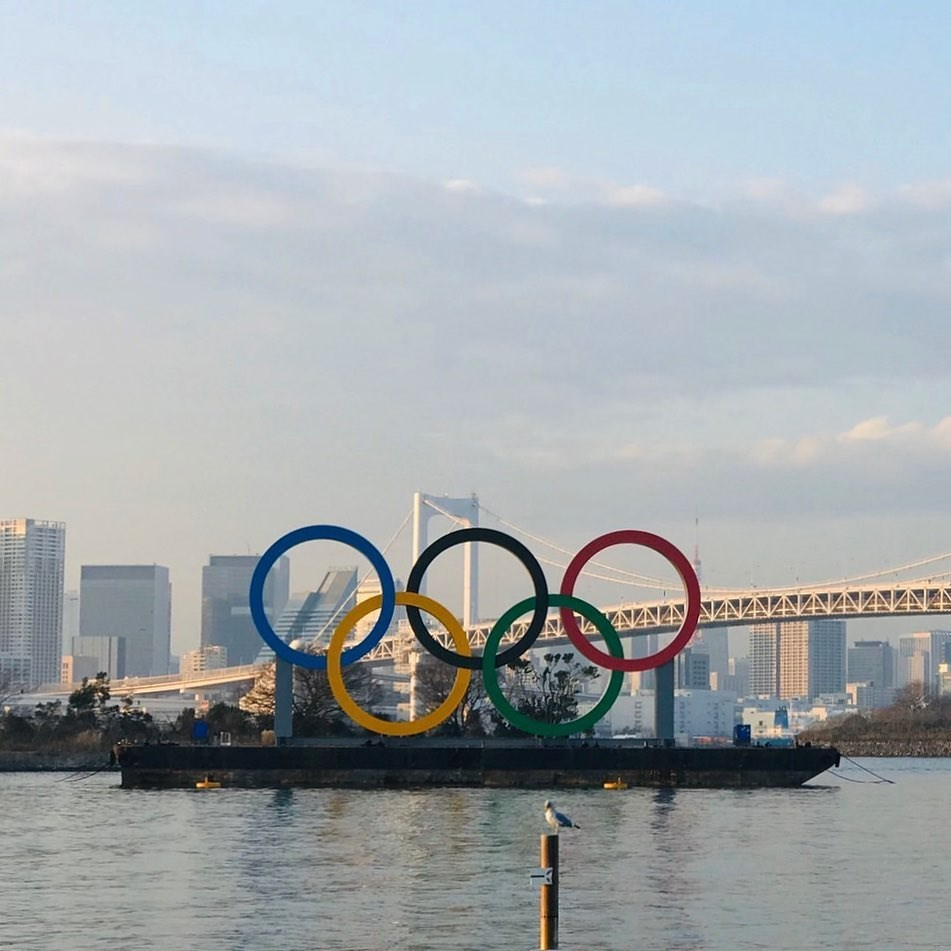 國際奧委會主席巴赫16日與日本首相菅義偉會面,菅義偉表示,延期到明年的東京奧運與帕運,正朝向有觀眾觀賽的方向籌備。(instagram.com/tokyo2020)