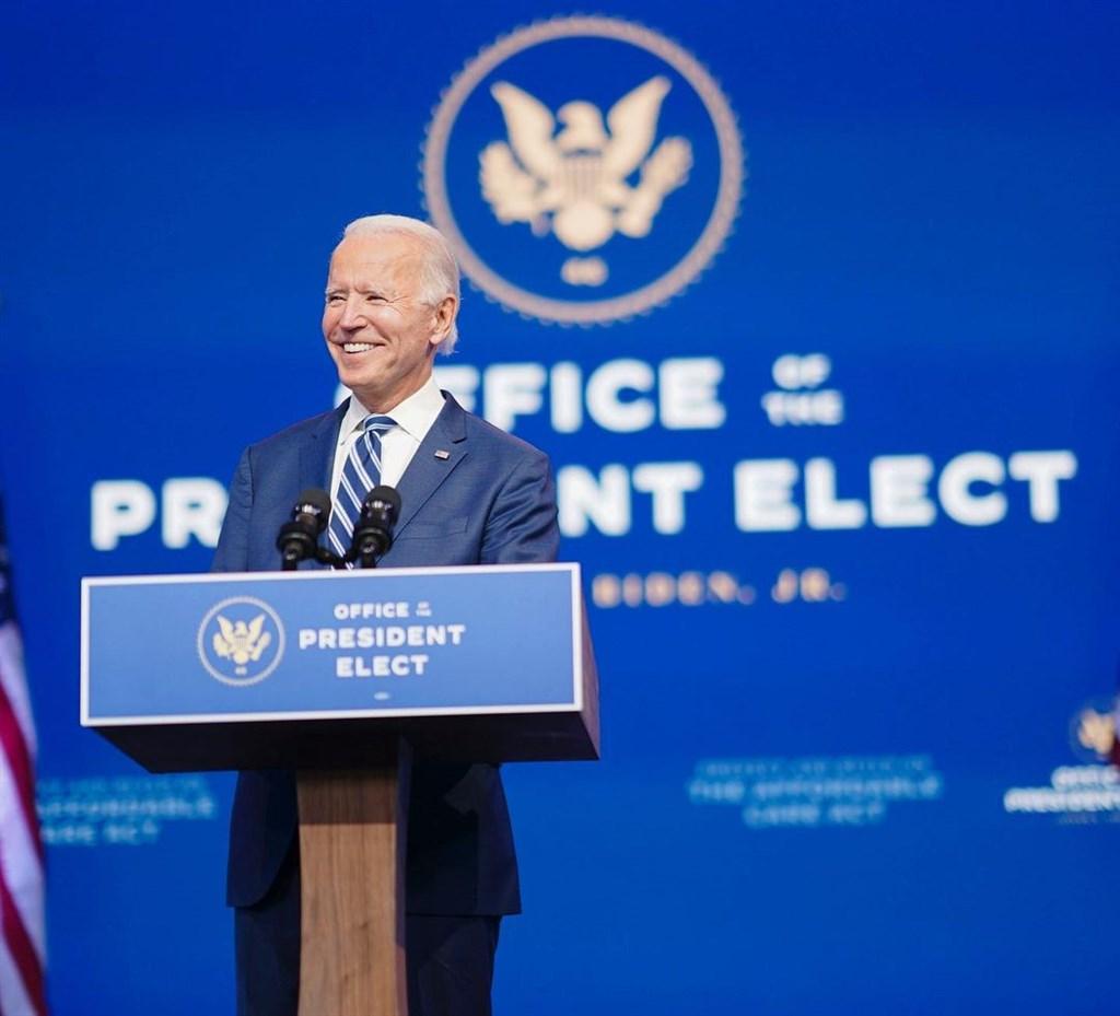 美國喬治亞州州務卿拉芬斯伯格19日說,喬治亞州手動驗票的結果證實了民主黨籍的拜登(圖)在11月3日選舉中拿下喬治亞州。(圖取自instagram.com/joebiden)