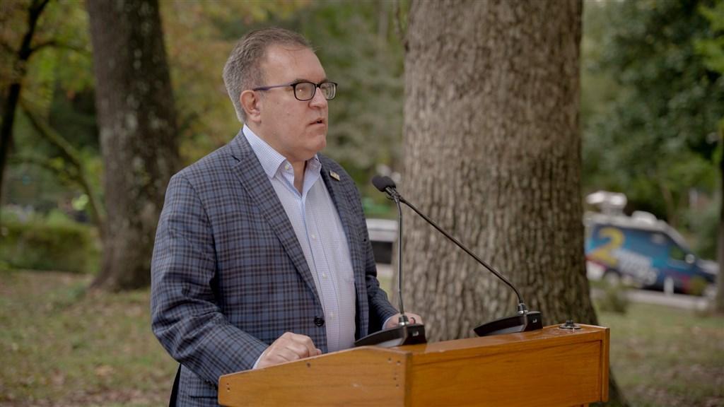 美國環保署長惠勒(圖)計劃12月率團訪台,是4個月內第3位訪台的美國內閣官員。(圖取自twitter.com/EPAAWheeler)