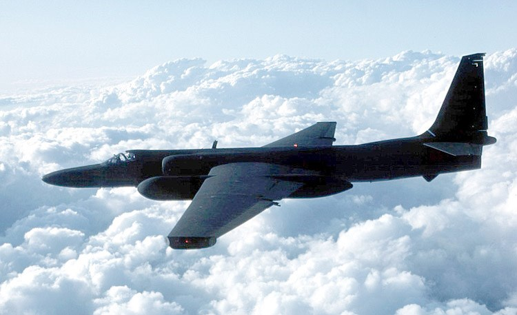 美國政府22日宣布正式退出開放天空條約。圖為美國空軍U-2偵察機。(圖取自維基共享資源,版權屬公有領域)