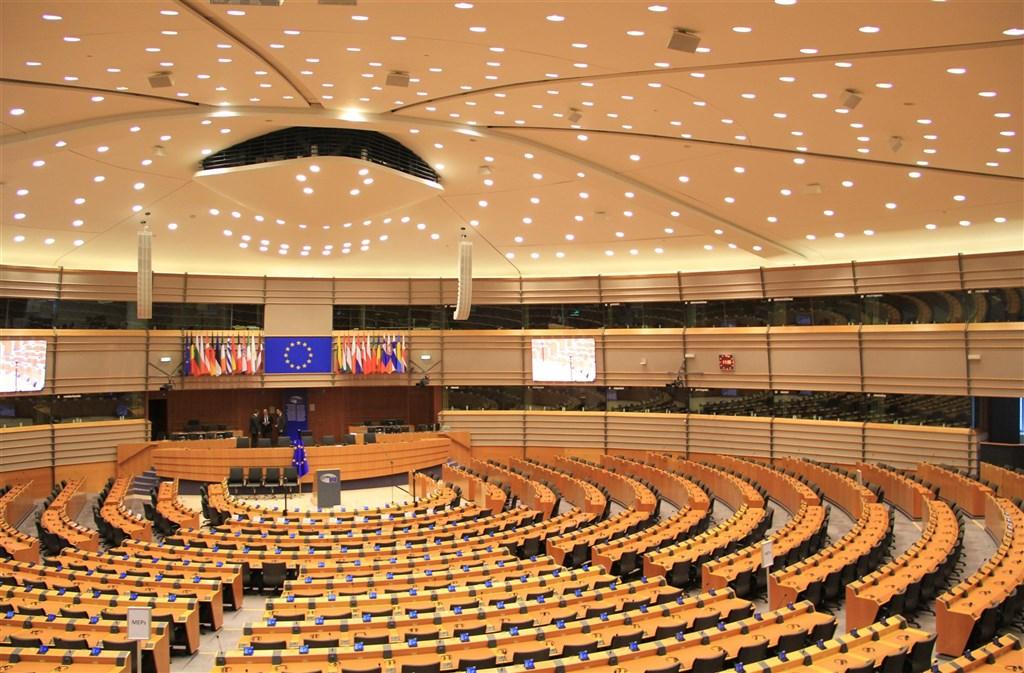 歐洲議會本週通過2項支持台灣行動,呼籲歐盟會員國支持台灣參與世界衛生組織,另呼籲歐盟執委會儘快與台灣展開投資談判。(圖取自歐洲議會網頁europarl.europa.eu)