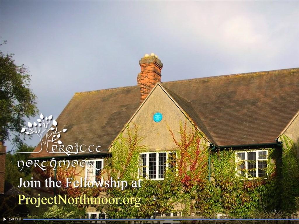 「北沼計畫」打算籌措600萬美元,要把托爾金生前曾居住的寬闊宅邸,改造成紀念這位奇幻小說作家的博物館。(圖取自facebook.com/ProjectNorthmoor)