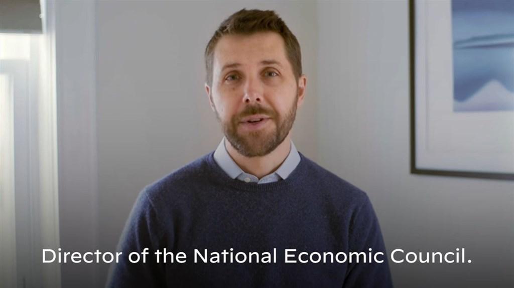 美國總統當選人拜登3日說,已選擇狄斯(圖)擔任白宮國家經濟委員會主席。(圖取自facebook.com/Transition46)