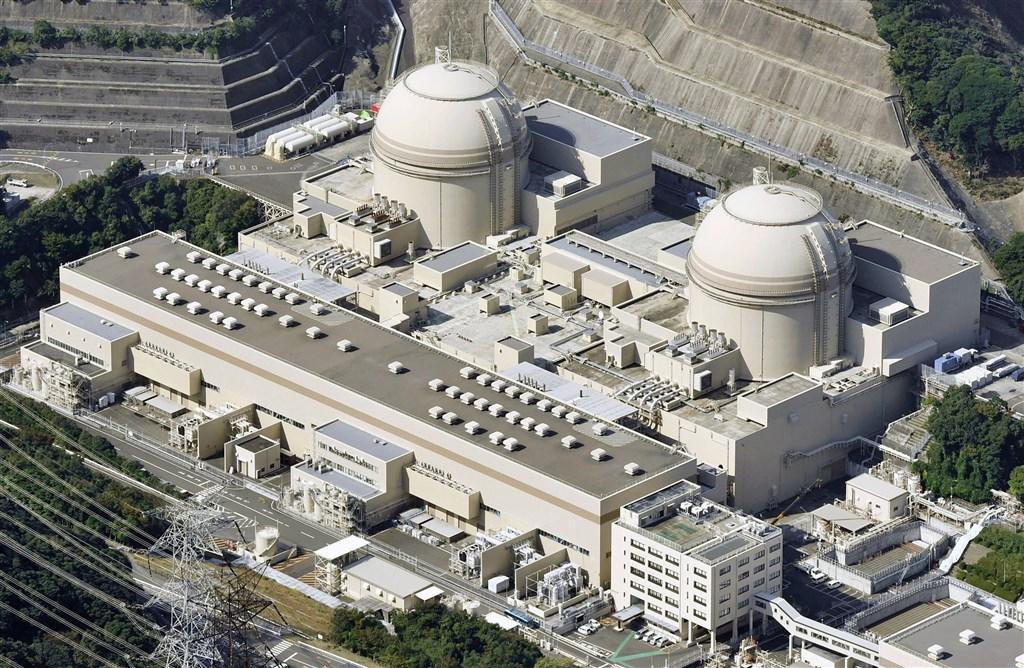 日本大阪地方法院4日判決撤銷福井縣大飯核電廠3號機與4號機(圖)的設置許可。(共同社)