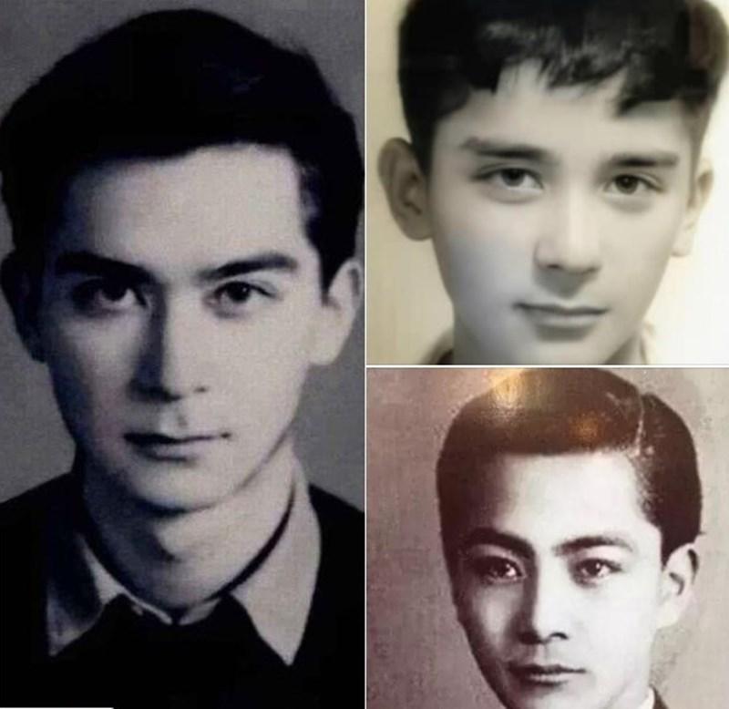 網路流傳3張男性照片指稱是年輕的國父孫中山,但經事實查核中心查證,其中2張照片是中國工程院院士王德民,另一張為日本演員三船敏郎。(圖取自事實查核中心網頁tfc-taiwan.org.tw)