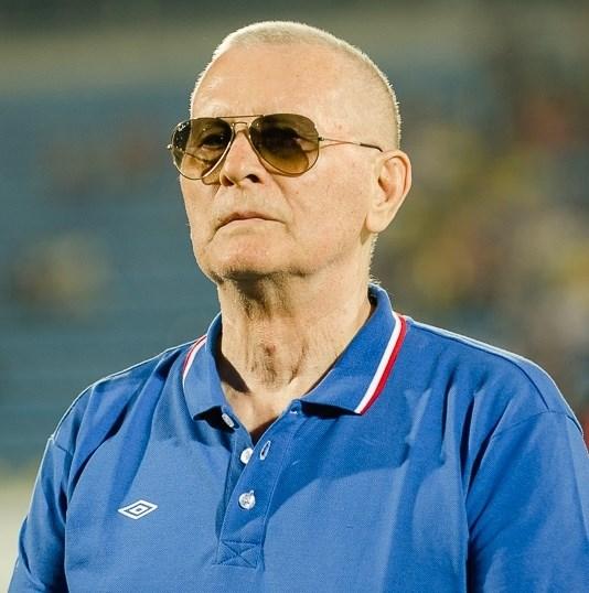1960年在首屆歐洲國家盃足球賽射進關鍵球為蘇聯贏得冠軍的龐德尼克去世,享壽83歲。圖為2015年的龐德尼克。(圖取自維基共享資源;作者Светлана Бекетова,CC BY-SA 3.0)