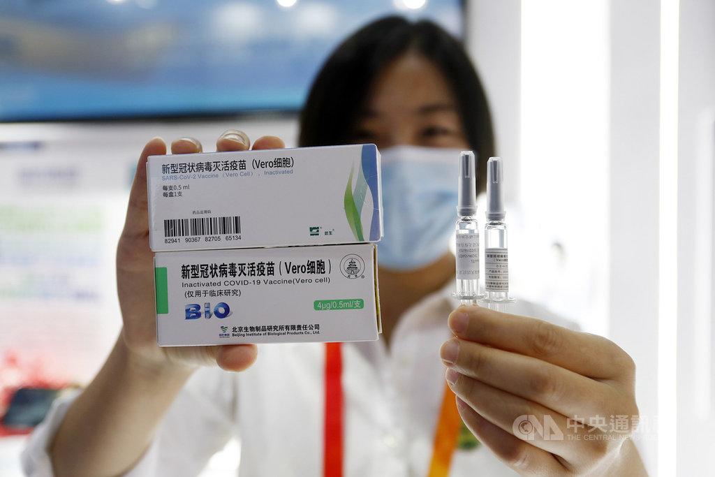 中國武漢肺炎疫苗獲批上市,但最需要優先施打的老年人現在卻不能接種,並稱有待「進一步臨床試驗」,加深外界對中國製疫苗的疑慮。(中新社)