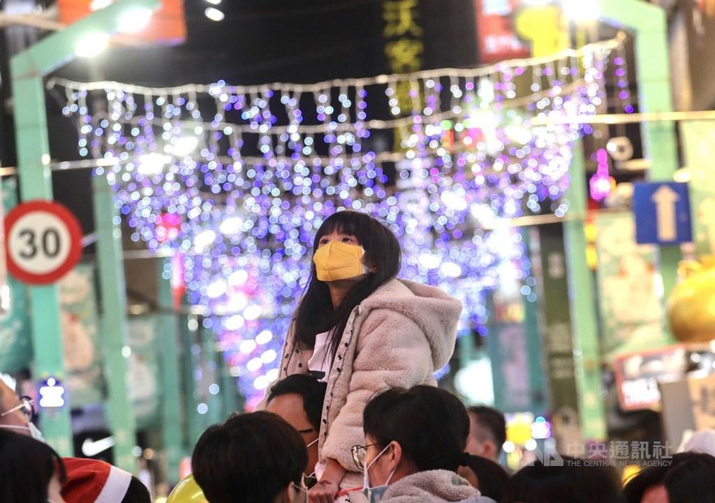 氣象局預估寒流30日報到,台北測站預估31日7.4度,有機會成為21世紀以來台灣最冷的跨年夜。(中央社檔案照片)