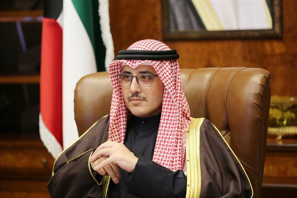 科威特外長阿瑪德納瑟宣布,沙烏地阿拉伯4日晚間已解除對卡達陸、空封鎖。這是結束波斯灣國家逾3年分裂重要一步。(圖取自facebook.com/MOFAKuwait)