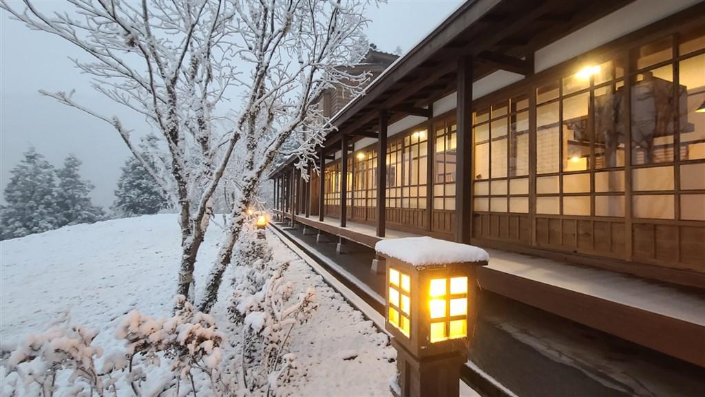 屋齡近70歲的太平山文史館興建當時稱為新太平山俱樂部,2005年整建為文史館。(林務局羅東林區管理處提供)