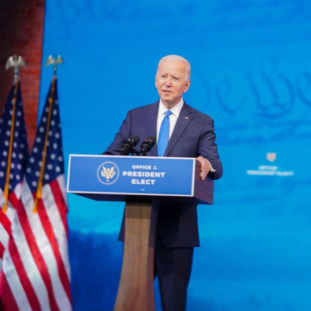 美國總統當選人拜登(圖)14日敦促聯邦參議院,在處理川普遭二度彈劾時也需留意到他施政計畫的優先事項,必須迅速通過他的內閣成員任命案。(圖取自facebook.com/joebiden)