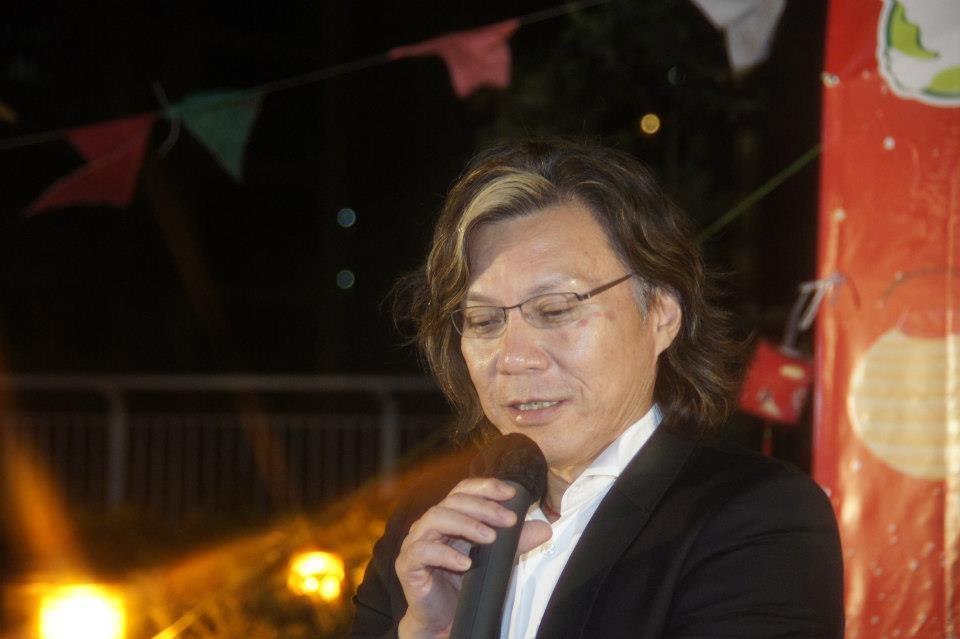 港媒報導,香港警方國安處14日清晨拘捕11人,其中包括在台灣開設「保護傘」餐廳的香港律師黃國桐。(圖取自黃國桐臉書facebook.com)