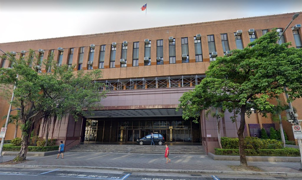 媒體報導,台北地方法院員工的家屬確診武漢肺炎,北院表示相關訊息並不正確,員工家屬採檢結果為陰性。圖為台北地方法院。(圖取自Google地圖網頁www.google.com/maps)