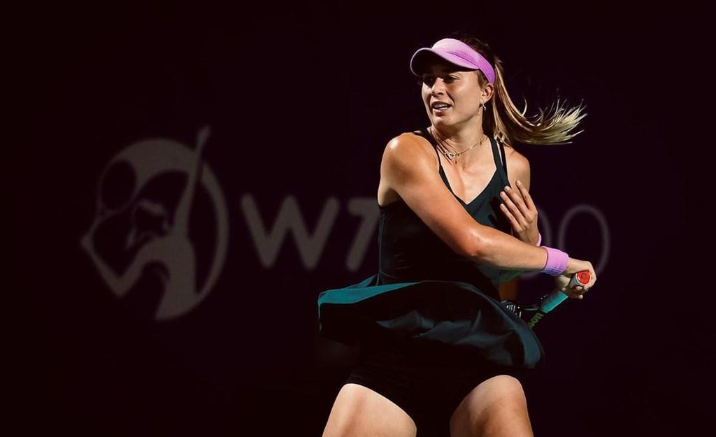 西班牙女將巴多薩是將參加澳洲網球公開賽中,第一個確診武漢肺炎的球員。(圖取自instagram.com/paulabadosa)