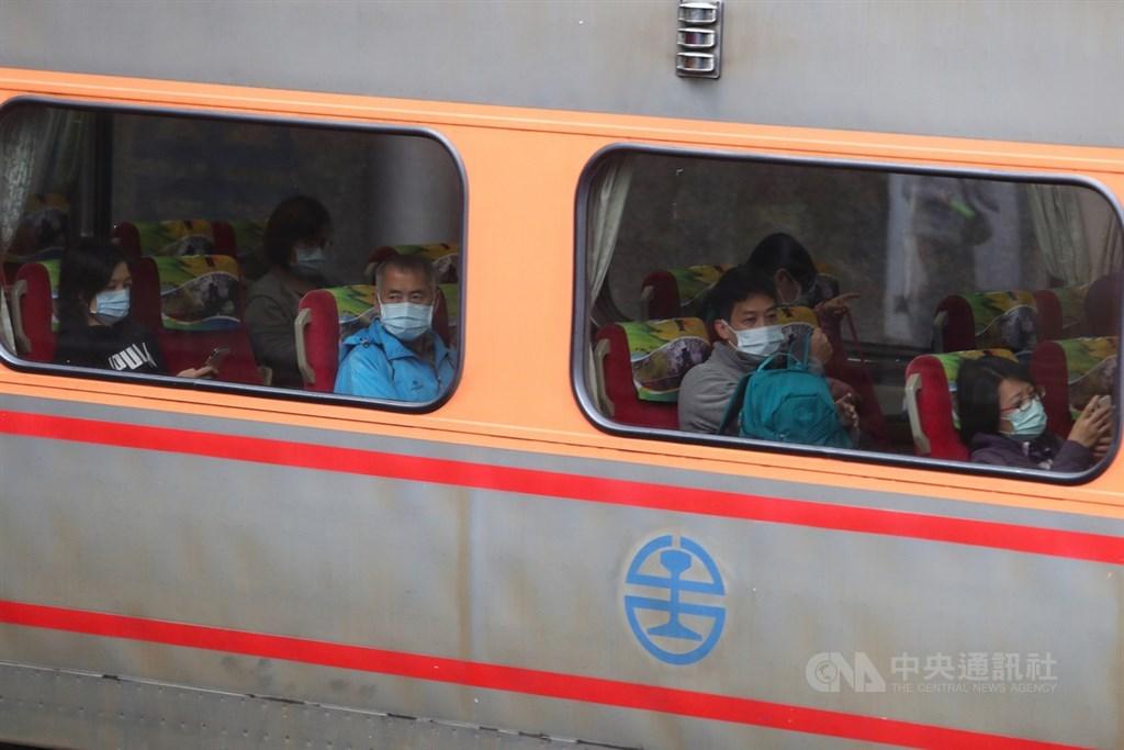 228連假台鐵加開116班次,從1月29日凌晨0時起開放民眾訂票。(中央社檔案照片)