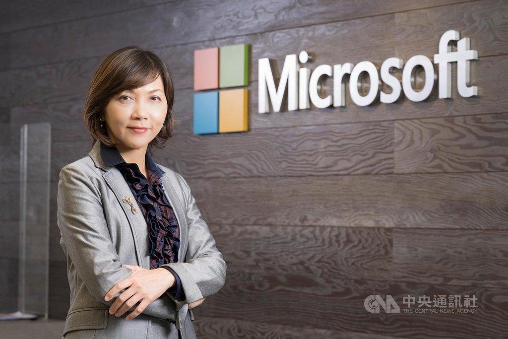 台灣微軟28日宣布最新人事布達,台灣微軟首席營運長一職將由原Microsoft 365事業部副總經理陳慧蓉(圖)接任,即日生效。(台灣微軟提供)中央社記者吳家豪傳真  110年1月28日