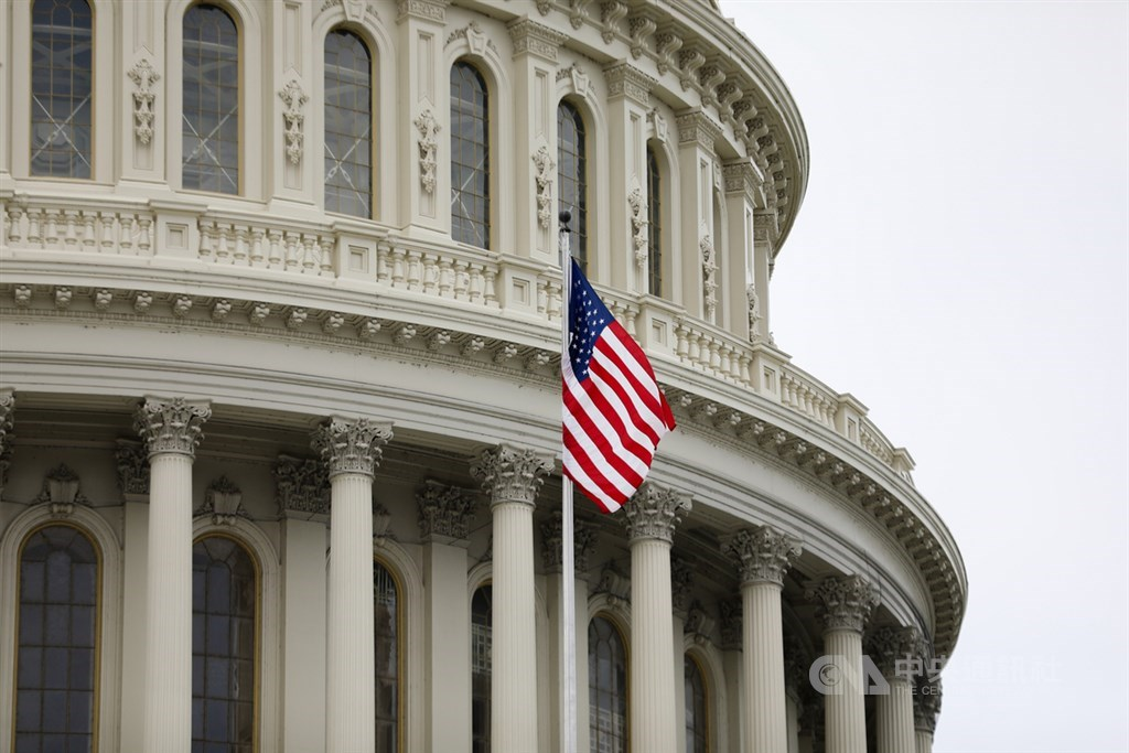 美国会通过1.5兆美元纾困案 拜登政府首场胜利