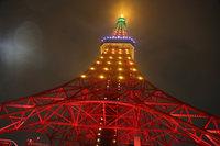 東京鐵塔首次台灣鳳梨光雕 塔下美食挑動味蕾