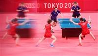 東奧桌球女團寫下新紀錄 總統:給最大掌聲