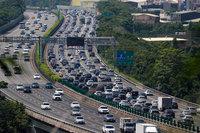 中秋連假第3天國道交通預估  10路段恐壅塞
