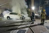 台南凌晨連3起汽機車火警 1男涉縱火遭逮