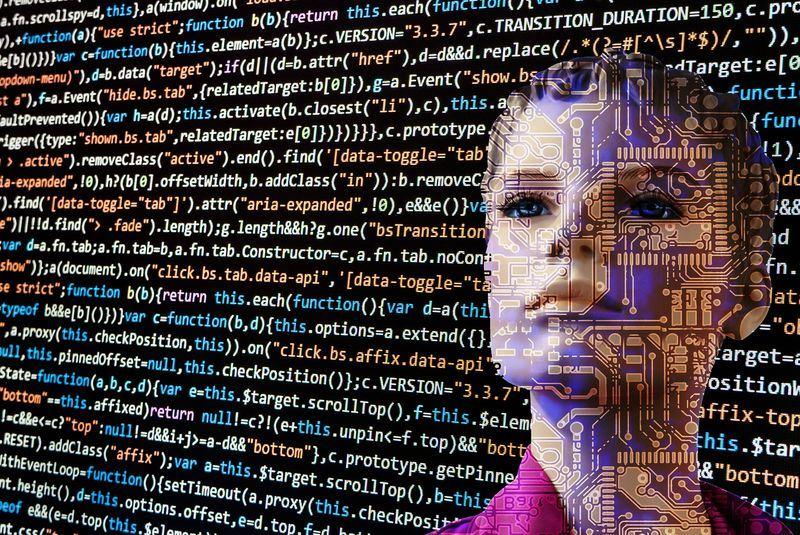 專家學者一致認為,發展AI是不可逆的潮流,但AI要取代人類沒有那麼快,未來職業發展可能朝兩極化邁進,擁有一技之長是擁抱AI的關鍵。(圖取自Pixabay圖庫)