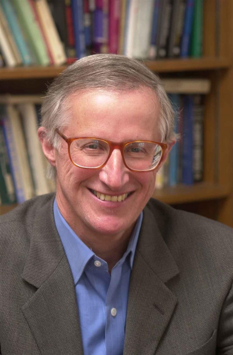 耶魯大學教授諾德豪斯獲得2018年諾貝爾經濟學獎。(圖取自WilliamNordhaus網頁www.econ.yale.edu/~nordhaus/homepage/homepage.htm)