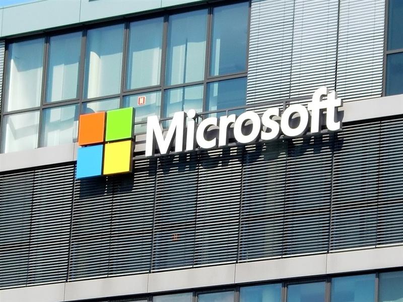 微軟30日取代蘋果公司,成為全球市值最高企業。(圖取自Pixabay圖庫)