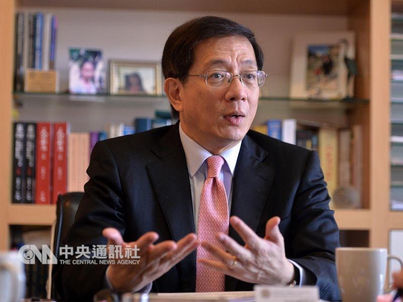 教育部長葉俊榮24日宣布,勉予同意管中閔(圖)擔任台大校長。(中央社檔案照片)