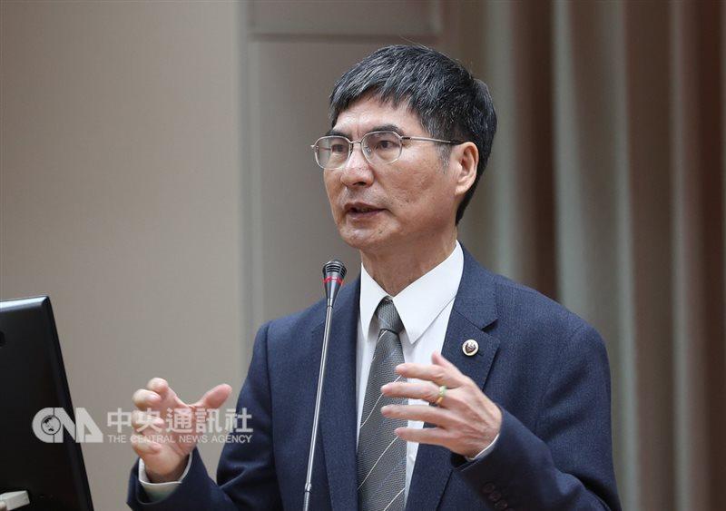 科技部長陳良基13日確定留任。(中央社檔案照片)