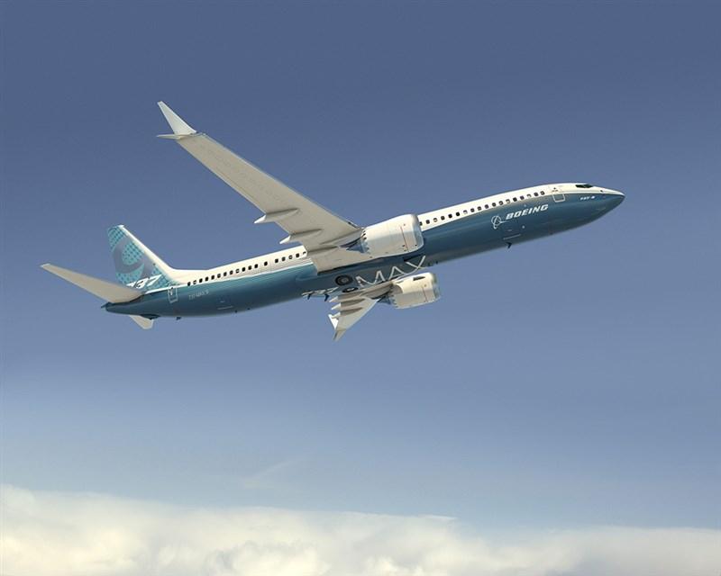 5個月內2起同型機空難,讓波音737 MAX系列面臨全球性禁飛。(圖取自波音公司網頁boeing.com)