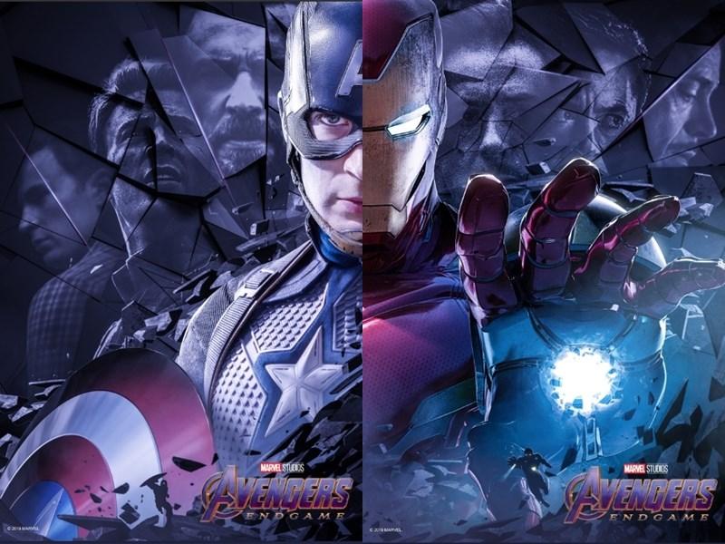 漫威21部超級英雄電影累積的能量在「復仇者聯盟4:終局之戰」完全釋放,截至28日(美國時間)全球票房估計達12億美元打破影史紀錄,為疲軟電影市場注入強心針。(圖取自twitter.com/Avengers)