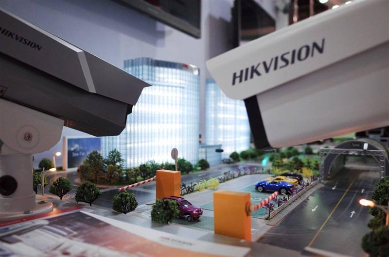 美媒報導,川普政府正考慮限制中國海康威視數位技術公司購買美國技術。(圖取自facebook.com/HikvisionHQ)