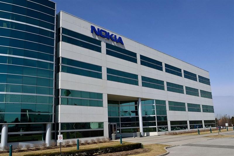 諾基亞與愛立信29日宣布,將成為日本電信商軟體銀行升級5G網路的主要設備供應商。圖為加拿大諾基亞大樓。(圖取自維基共享資源網頁;作者Raysonho,CC0)