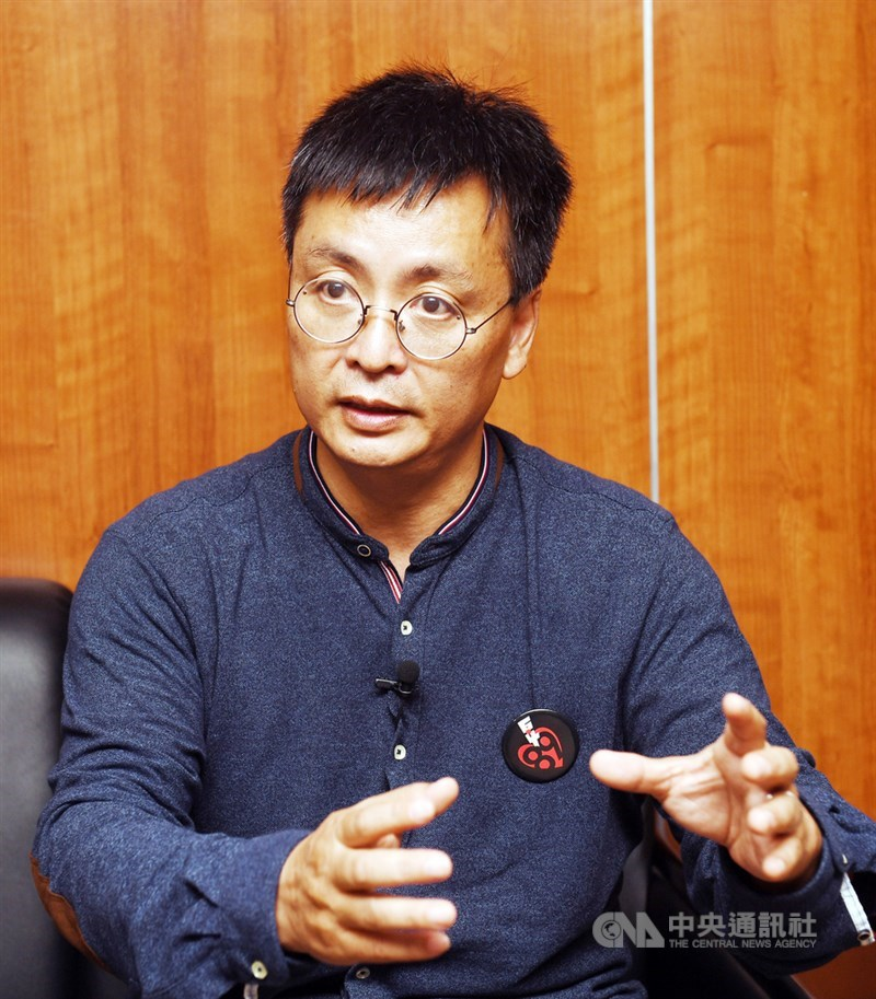 港媒報導,六四事件學運領袖封從德2日中午飛抵香港機場,在排隊通關時被入境處人員帶走。(中央社檔案照片)