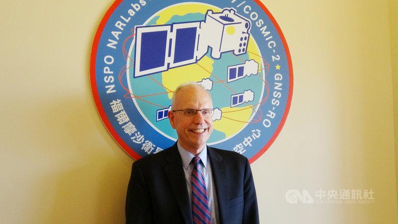 福衛七號即將發射升空,美國在台協會執行理事羅瑞智表示,這是美台科學家的合作,也是美台全面關係的重要指標,在台灣關係法40年之際,這項合作具有重大意義。中央社記者江今葉奧蘭多攝 108年6月25日