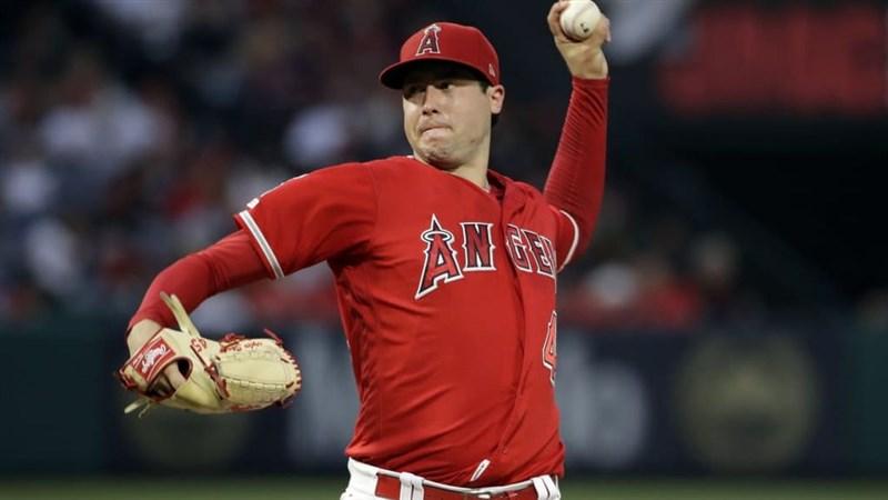 美國職棒洛杉磯天使隊1日發新聞稿表示,投手史凱格斯當天早晨在飯店房間過世,得年27歲。(圖取自天使隊網頁www.mlb.com/angels)