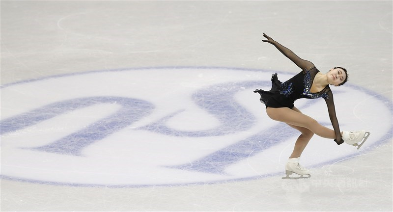 中華民國滑冰協會23日發出緊急公告,表示收到國際滑冰總會來函,原訂10月30日舉行的亞洲經典賽主辦權遭取消,消息一出引發軒然大波。圖為2018年1月在台北小巨蛋舉行的四大洲花滑錦標賽。(中央社檔案照片)