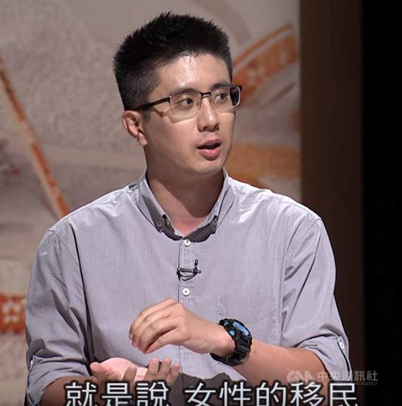 香港眾志秘書長黃之鋒於30日被香港警方逮捕,馬來西亞中文網站大部分留言都叫好,馬國華社研究中心研究員莊仁傑(圖)歸咎在華裔網民這幾年受中共資訊影響,缺乏中華文化認知,才會出現這種現象。(莊仁傑提供)中央社記者郭朝河吉隆坡傳真 108年8月31日