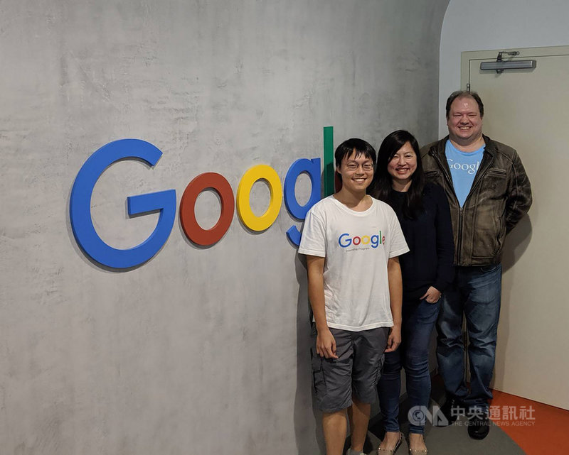 Google在2013年於彰化啟用資料中心,2020年更計畫在台南建立第2資料中心,2018年起Google在台資料中心招收實習生,2019年已擴大實習計畫規模,尋覓台灣在地人才。(Google提供)中央社記者江明晏傳真 108年10月4日