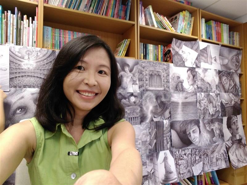 兒童作家幸佳慧長期從事兒童文學創作、推廣、研究與翻譯。(圖取自facebook.com/chiahui.hsing)